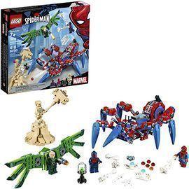 LEGO Marvel Spider-Man: Spider-Mans Spider Crawler