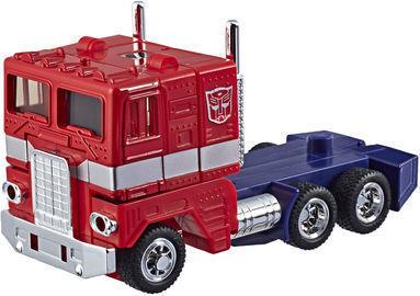Transformers Autobot Commander Optimus Prime Vintage Figure