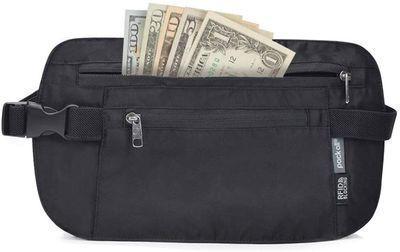 Pack All RFID-Blocking Money Belt