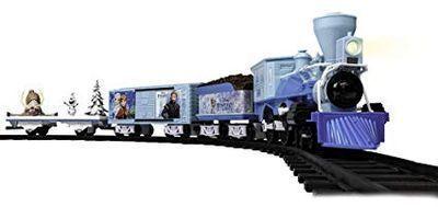 Lionel Disney's Frozen Battery-powered Model Train Set