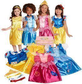 Disney 21pc Princess Dress Up Trunk [Amazon Exclusive]