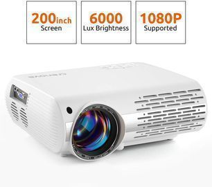 Crenova LED LCD Video Projector