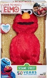 Hasbro Sesame Street Love to Hug Elmo Plush