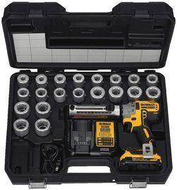 DEWALT 20V MAX XR Cordless Cable Stripper Kit