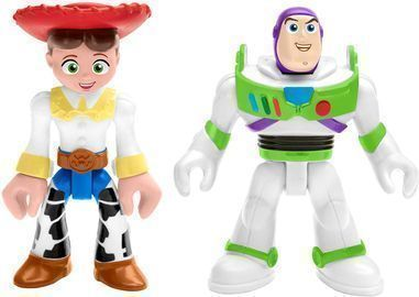 Fisher-Price Imaginext Toy Story Buzz Lightyear and Jessie
