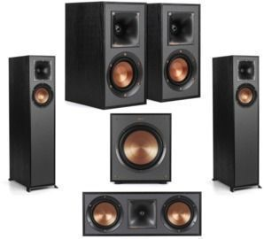 Klipsch Floorstanding Speaker Bundle