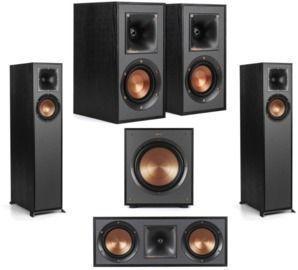 Klipsch Floorstanding Speaker Bundle