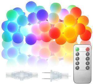 Nsen 44-Ft. LED String Lights