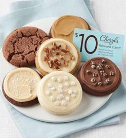 Cheryls - $9.99 Winter Cookie Sampler