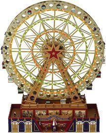 Mr. Christmas Musical World's Fair Grand Ferris Wheel