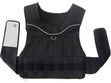 Gold's Gym 20-lb. Adjustable Weighted Vest