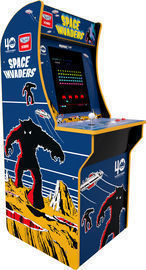 Space Invaders 4ft Arcade Machine by Arcade1UP