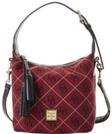Dooney & Bourke Maxi Quilt Crossbody Bag