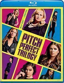 Pitch Perfect Trilogy, Blu-ray + Digital