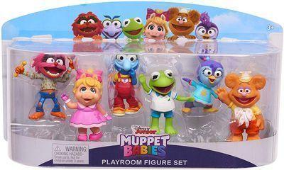 Muppets Babies Playroom Figure Set