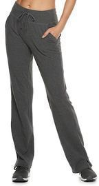 Women's Tek Gear Active Straight-Leg Pants