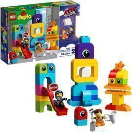 Lego Duplo The Movie 2 53-Pc. Building Bricks Set