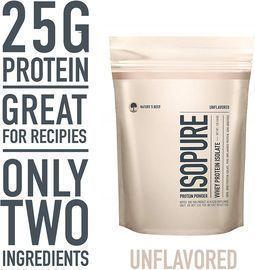 Isopure Zero Carb Protein Powder 1-Lb. Bag