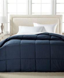 Blue Ridge Lightweight Microfiber Down Alternative Comforter