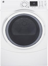 GE 7.5 cu. ft. Capacity Front Load Electric Dryer w/ Steam