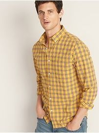 Extra 30% Off Men's Clearance | Slim-Fit Flex Everyday Shirt