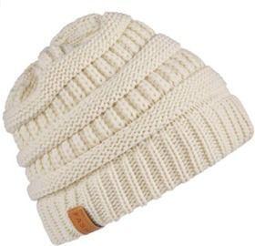 Destty Knitted Beanie Hat
