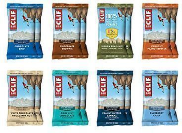 CLIF BAR Energy Bars Best Sellers Variety Pack