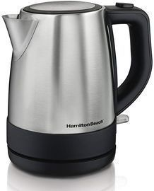 Hamilton Beach Electric Tea Kettle, Cordless 1L