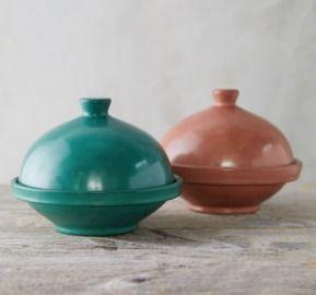 Ceramic Tagine Display Bowl