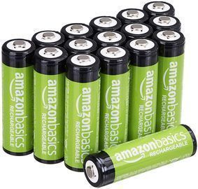 AmazonBasics AA Recharegeable Batteries 16-Pack