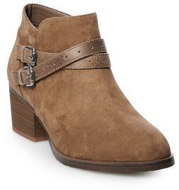 SONOMA Goods for Life Esme Women's Ankle Boots