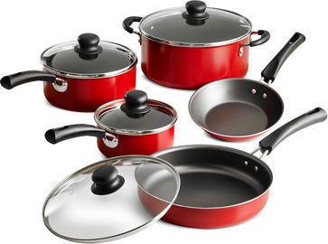 9-Piece Tramontina Non-stick Cookware Set