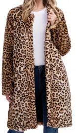 Fever Faux Fur Coat