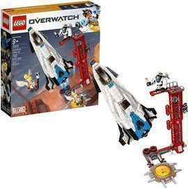 Lego Overwatch Watchpoint Gibraltar Building Kit