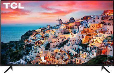 TCL 50S525 50 5 Series 4K UHD HDR Roku Smart HDTV