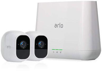 Arlo Pro2 1080p Indoor/Outdoor Security Camera System