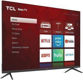 TCL 50 5-Series 4K UHD HDR Roku Smart TV - 50S525