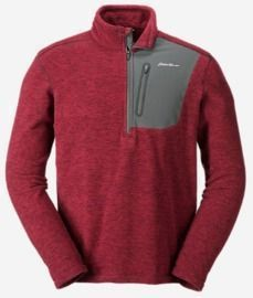 First Ascent Cloud Layer Pro 1/4-Zip Pullover