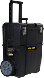 Stanley 2-in-1 Mobile Work Center with Flat Top