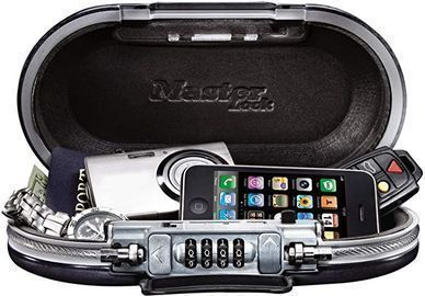 Master Lock Set Your Own Combination Portable Safe (5900D)