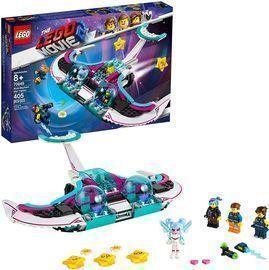 Lego The Movie 2 Wyld-Mayhem Star Fighter Building Kit