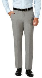 Haggar Premium Slim-Fit 4-Way Stretch Flat-Front Dress Pants