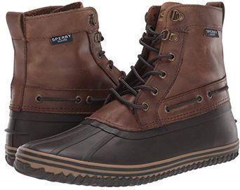 Sperry Huntington Duck Boot (Brown/Tan)