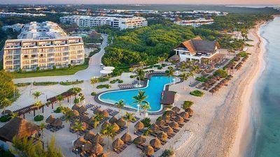 Upscale All-Inclusive Cancun Beach Resort