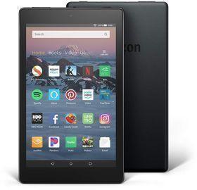 Fire HD 8 Tablet, 8 HD Display, 16 GB,  Black