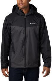 Columbia Men's Glennaker Sherpa Lined Jacket (Black/Shark)