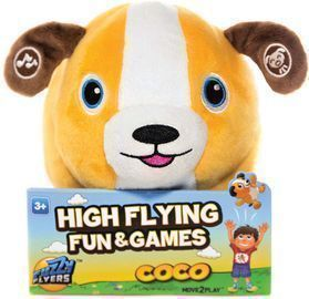 Talkin' Animals Coco the Interactive Plush Dog