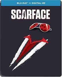 Scarface (1983) Limited Edition Blu-ray Steelbook