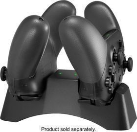 Insignia Charging Dock For Nintendo Switch Pro Controllers