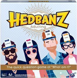 Headbanz Adulting Party Game